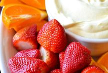 Best fruit dips ever / Fruit dips