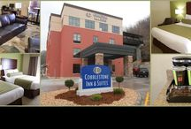 Marquette, IA Cobblestone Inn and Suites / Big City Quality, Small Town Values! www.staycobblestone.com/ia/marquette/