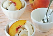Peach Ice Cream Recipes