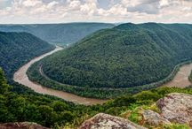 WV / The state of West Virginia. / by Pat Fann Fink