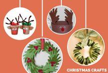 5 Fun Christmas Craft Activities for Kids