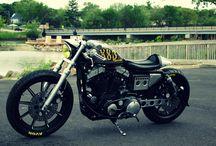 love motorcycles