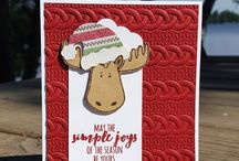 2016 Stampin' Up! Holiday Catalog Ideas / Check out all the amazing things you can do with the NEW Holiday Catalog products!  Watch for more and more ideas to be added as we get into the season!