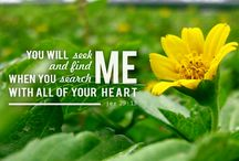 faith / Jesus grace and love abounds me