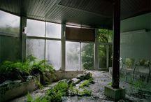 Заброшенные сооружения