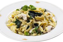 Recipes Pasta/ Receptek Tésztak
