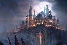 Architecture - Castle/City/Town