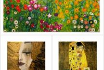 Gustav Klimt / Paintings by Gustav Klimt