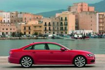 Audi A6 / The new Audi S6 Saloon is so many things: a distinguished company car. A prestigious family car. A vehicle full of elegance and athleticism for daily use.