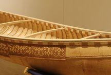 birch bark canoe