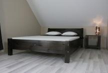 Łóżka drewniane 140x200