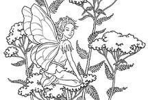 Fairy Alphabet / by Margit Ernstsen