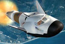 Space craft. / by Xandria Elizabeth