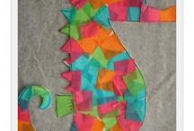 Kids Crafts-Summer