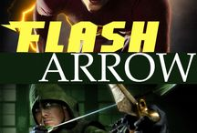 Flash Arrow Power Hour Podcast / The podcast about The Flash and Arrow