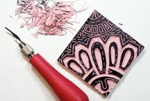 Stamp carving