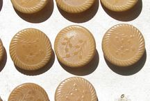 Buttons - Vegetable Ivory