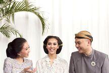 Kebaya and batik