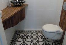 idee toilet beneden