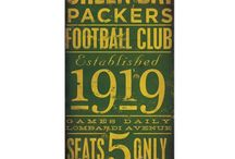 Packers football.. / by Vicki Dangerfield