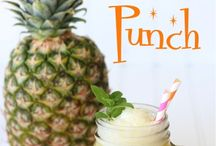 Pineapple birthday party