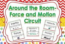 Science 10 - Physics, Motion