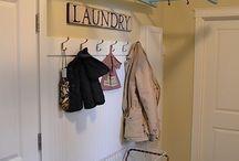Laundry Make Over Inspiration