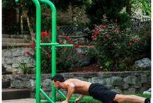 Fitnes out door