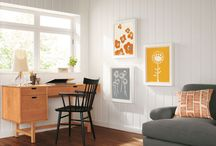 Home: living areas / by Sara McNellis