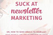 Newsletter Help