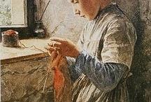 ART knitting
