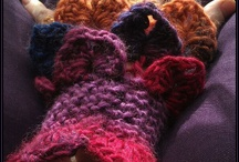 Crochet Inspiration / Crochet is a great way to use up spare and leftover yarn. This is a collection of colourful and interesting designs.