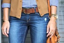 Outfits I want in my closet! / by Carrie Blanton