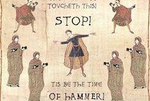 Medieval type memes