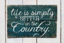 Country Life / Everything about country life