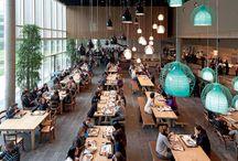 Restaurantes pelo mundo a fora
