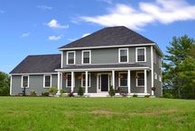 The Village Place / The Village Place   | Barrington, NH   |  65 New Homesites Tucked Between Route 125 and Route 9   |  Charming Craftsman-style Homes Blended with Traditional Architecture Minutes to Downtown Dover, Rochester and Major Routes