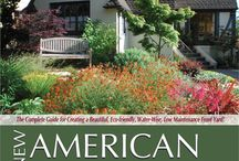 The New American Front Yard - Kiss Your Grass Goodbye / The New American Front Yard is a compelling manifesto, a visionary design manual, and a practical do-it-yourself guidebook for front yard transformation. The author is a Landscape Architect, an ecologist, an artist and an herbalist.