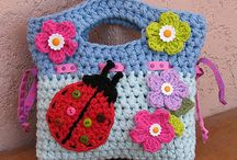 Crochet - bags / by Vicki Loch Staggs