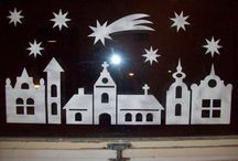 Výzdoba oken - Fensterbilder
