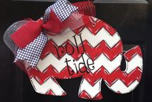 Roll Tide / by Madison Thomason