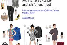 Clients looks / Образы для наших клиентов - здесь. Живые истории и фидбек.