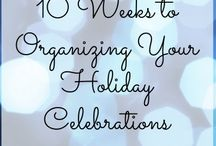 Holiday Organizing / by T MP