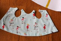 Baby hospital clothes