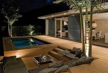 aménagement spa extérieur