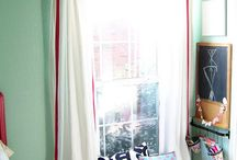 Curtains, valances, and more! N / by Jessica Roskosh