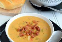 soup / by Rhonda Brack