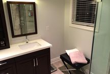 Bathroom Renovation in Mississauga / Serving Mississauga, Brampton, Milton & Oakville, we provide full-service renovation services for your home, including bathroom renovation, basement & kitchen renovation and custom renovations.