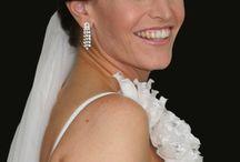Sharyn Butters Wedding Makeup / Beautiful wedding makeup created by Sharyn Butters Hair & Makeup Artist.