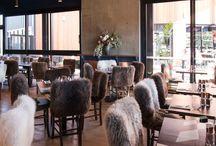 Bars / Restaurants / Cafés